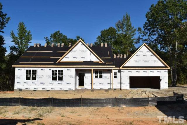 42 Eagle Swoop Street, Zebulon, NC 27597 (#2214273) :: The Abshure Realty Group