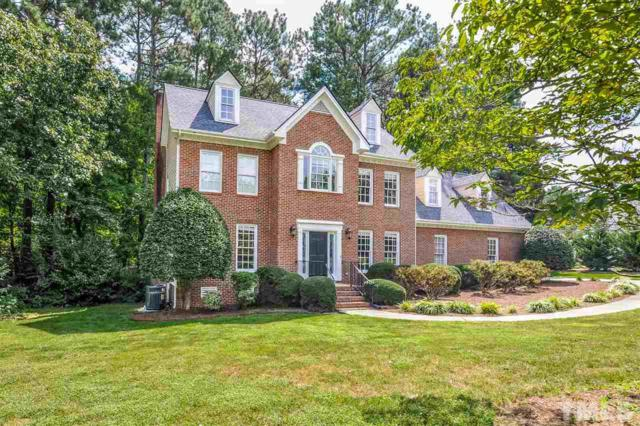 4633 Grayling Drive, Apex, NC 27539 (#2214306) :: The Jim Allen Group