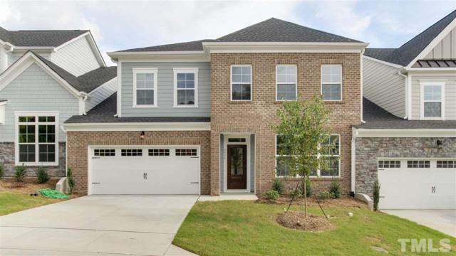 1014 River Bark Place #31, Cary, NC 27519 (#2214438) :: Morgan Womble Group