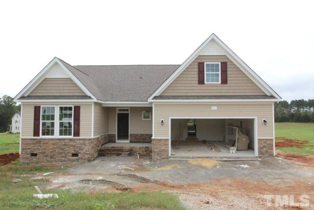 50 Falls Creek Drive, Youngsville, NC 27596 (#2214558) :: The Abshure Realty Group
