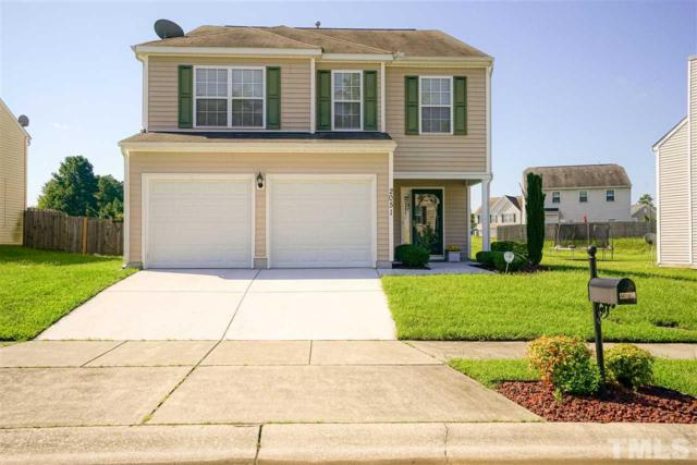 2051 Spring Creek Drive, Durham, NC 27704 (#2214720) :: The Abshure Realty Group