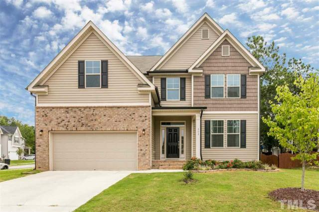 302 Brakeman Street, Knightdale, NC 27545 (#2214799) :: The Abshure Realty Group