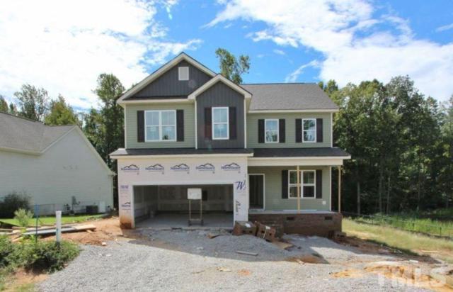 70 Herringbone Drive, Franklinton, NC 27525 (#2214914) :: Rachel Kendall Team