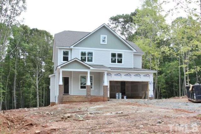 1318 Sourwood Drive, Wake Forest, NC 27587 (#2214947) :: The Jim Allen Group