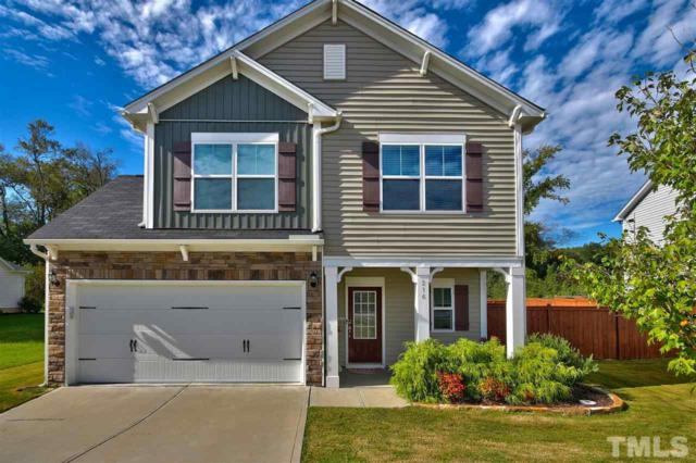 216 Breezemont Drive, Fuquay Varina, NC 27526 (#2215026) :: The Perry Group