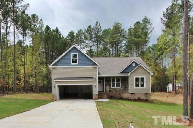 1311 Sourwood Drive, Wake Forest, NC 27587 (#2215030) :: The Jim Allen Group