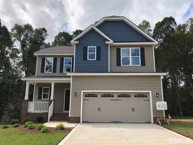 296 Shadowbark Lane Lot 59S/Sl, Garner, NC 27529 (#2215074) :: The Jim Allen Group