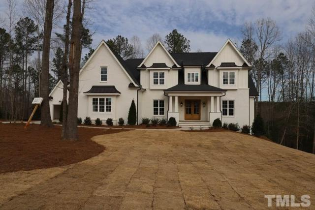 7500 Dover Hills Drive, Wake Forest, NC 27587 (#2215095) :: Rachel Kendall Team