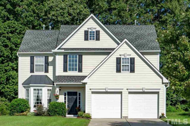 9608 Burge Court, Wake Forest, NC 27587 (#2215179) :: The Perry Group