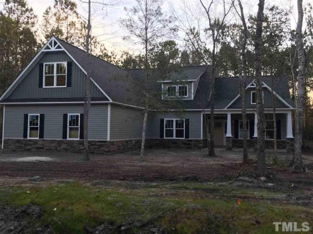 447 Carolina Oaks Drive, Smithfield, NC 27577 (#2215251) :: The Amy Pomerantz Group