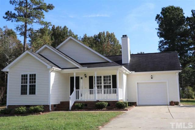 60 Saddletree Drive, Franklinton, NC 27525 (#2215332) :: The Perry Group