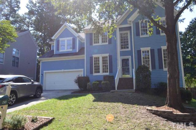 203 Swansboro Drive, Cary, NC 27519 (#2215396) :: The Results Team, LLC