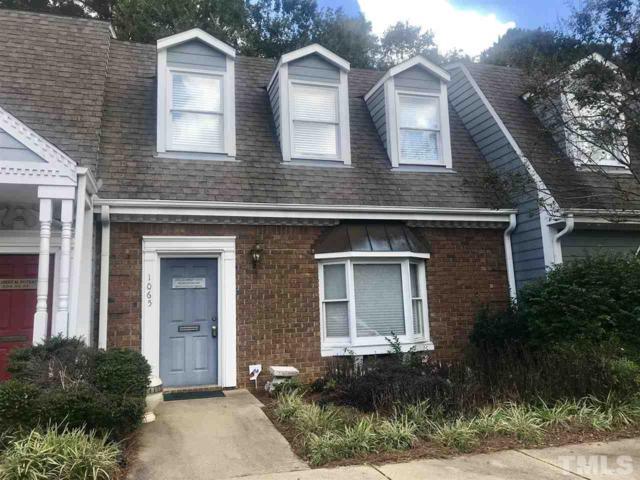 1065-B Bullard Court, Raleigh, NC 27615 (#2215489) :: The Beth Hines Team