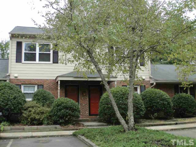 119 Fidelity Street B-2, Carrboro, NC 27510 (#2215498) :: The Abshure Realty Group