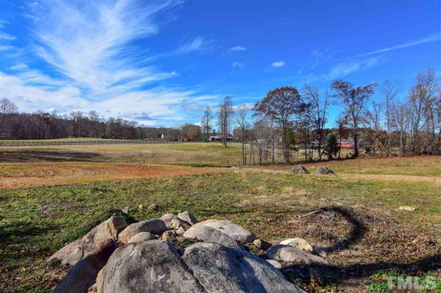 Lot 1 Shore Creek Drive, Roxboro, NC 27574 (#2215676) :: Raleigh Cary Realty