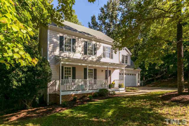 400 W Ballentine Street, Holly Springs, NC 27540 (#2215948) :: The Perry Group