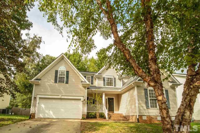 306 New Parkside Drive, Chapel Hill, NC 27516 (#2215952) :: The Perry Group