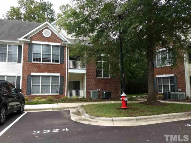3324 Kudrow Lane #3324, Morrisville, NC 27560 (#2215962) :: The Abshure Realty Group