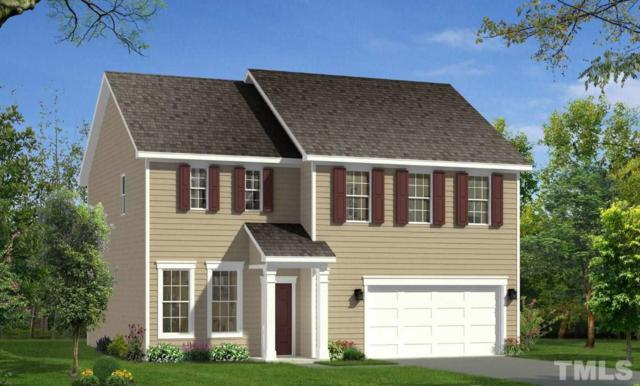 66 Heritage Birch Court #26, Clayton, NC 27527 (#2215988) :: The Abshure Realty Group