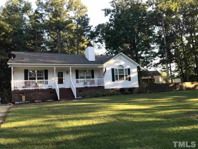 100 Beaver Ridge Way, Benson, NC 27504 (#2216003) :: The Perry Group