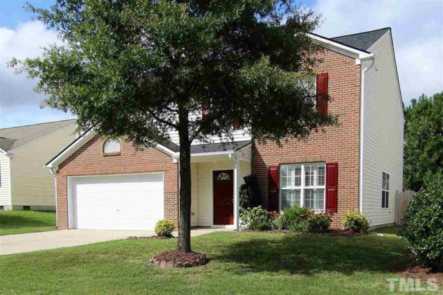 1745 E Honey Springs Avenue, Fuquay Varina, NC 27526 (#2216239) :: RE/MAX Real Estate Service