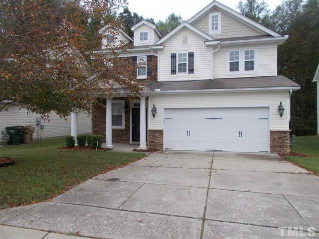 533 Averasboro Drive, Clayton, NC 27520 (#2216347) :: The Abshure Realty Group