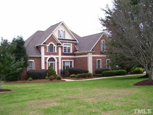 205 Barnhill Lane, Wake Forest, NC 27587 (#2216391) :: The Abshure Realty Group