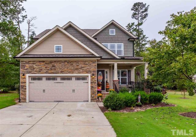 95 Boxwood Drive, Youngsville, NC 27596 (#2216416) :: The Perry Group