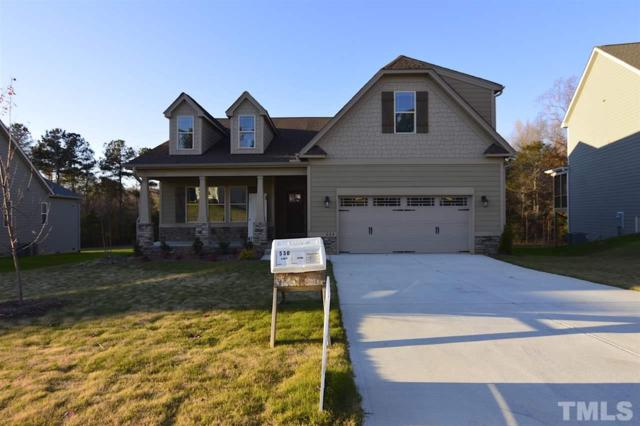668 Airedale Trail, Garner, NC 27529 (#2216480) :: The Jim Allen Group