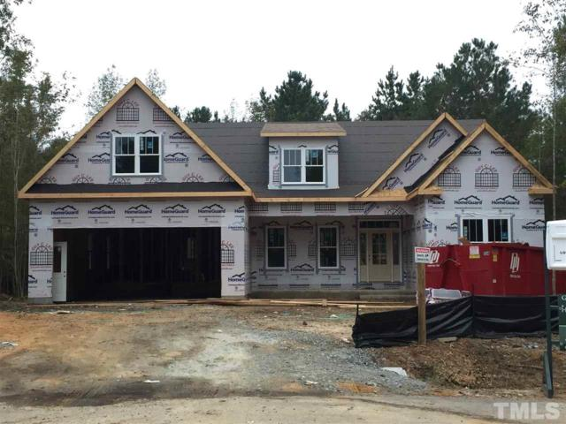 357 Timber Wolf Crossing, Garner, NC 27529 (#2216523) :: The Perry Group