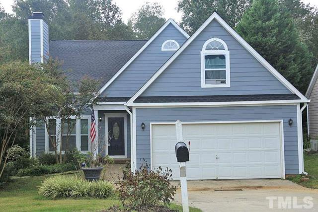 305 Hallwood Court, Holly Springs, NC 27540 (#2216653) :: The Perry Group