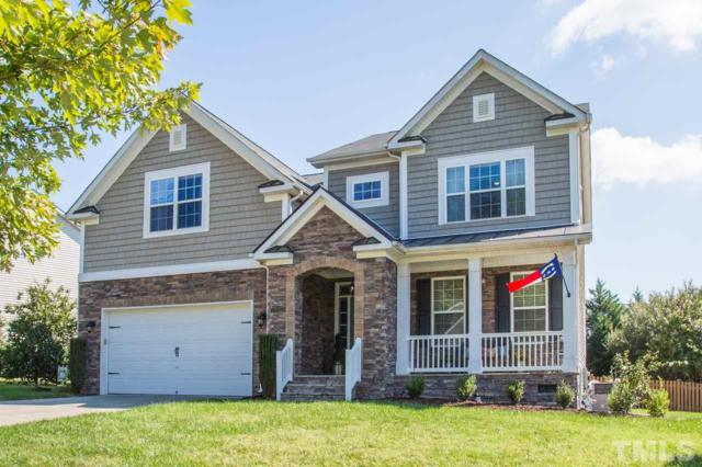 409 Magnolia Meadow Way, Holly Springs, NC 27540 (#2216698) :: The Perry Group