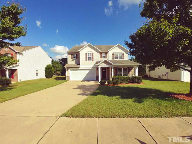 153 Oakton Ridge Place, Garner, NC 27529 (#2216871) :: The Abshure Realty Group