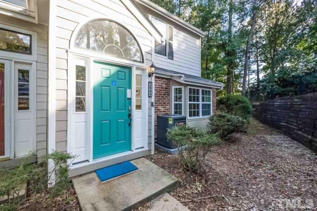 2443 Condor Court #2443, Raleigh, NC 27615 (#2216974) :: RE/MAX Real Estate Service