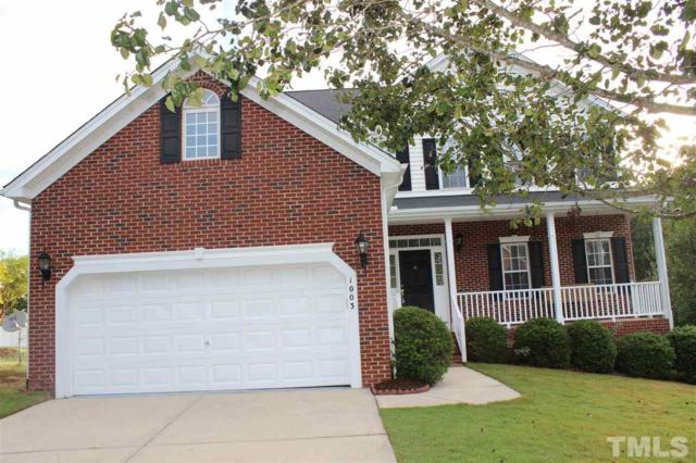 1003 Chickering Court, Apex, NC 27502 (#2216999) :: The Perry Group