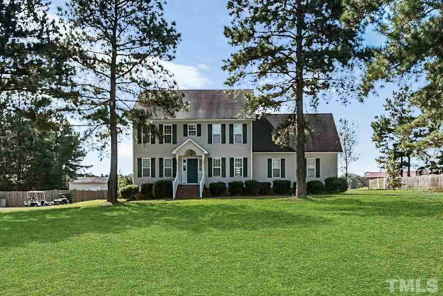 29 Rains Drive, Wendell, NC 27591 (#2217025) :: The Perry Group