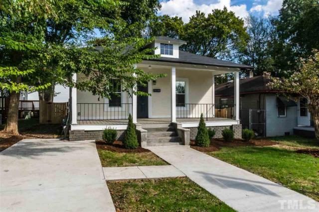 1113 S East Street, Raleigh, NC 27601 (#2217363) :: The Perry Group