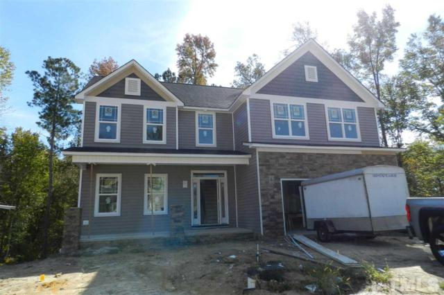 24 Thunder Ridge Drive, Garner, NC 27529 (#2217449) :: RE/MAX Real Estate Service