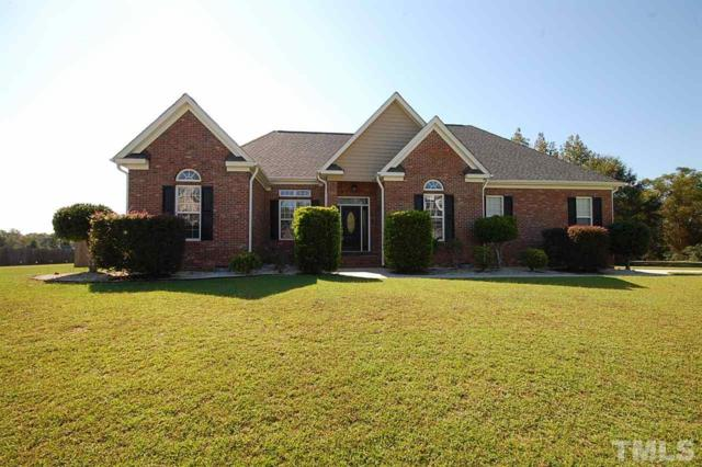 8121 White Star Drive, Fuquay Varina, NC 27526 (#2217532) :: The Perry Group