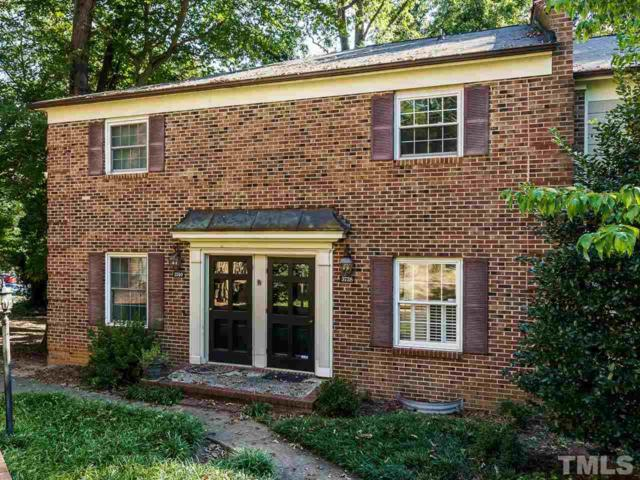 3738 Yorktown Place #3738, Raleigh, NC 27609 (#2217682) :: The Perry Group