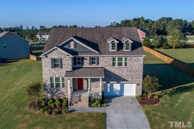 3017 Domaine Drive, Wake Forest, NC 27587 (#2217892) :: The Perry Group