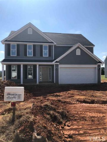 130 Shore Pine Drive, Youngsville, NC 27596 (#2218036) :: The Jim Allen Group