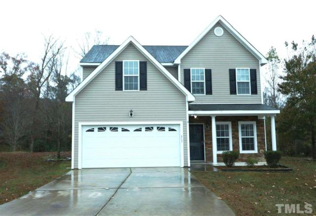303 Star Ruby Drive, Knightdale, NC 27545 (MLS #2218184) :: The Oceanaire Realty