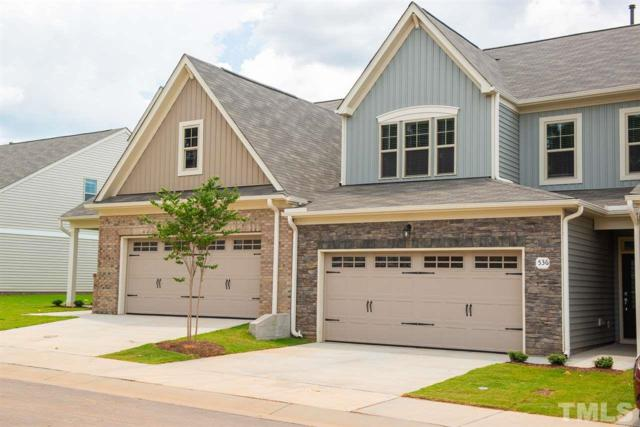 553 Brunello Drive #26, Wake Forest, NC 27587 (#2218276) :: Raleigh Cary Realty