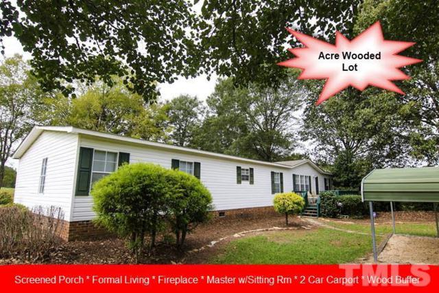 109 Stevens Drive, Middlesex, NC 27557 (#2218649) :: The Perry Group