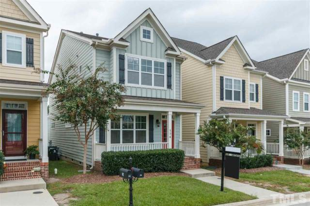 104 Windy Creek Lane, Apex, NC 27502 (#2218800) :: The Perry Group