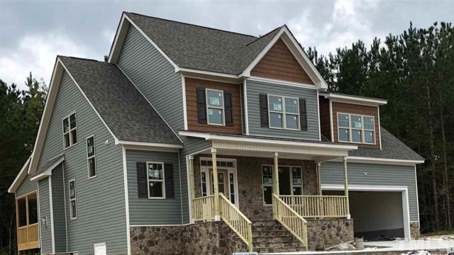 155 Walking Trail, Youngsville, NC 27596 (#2218840) :: Morgan Womble Group
