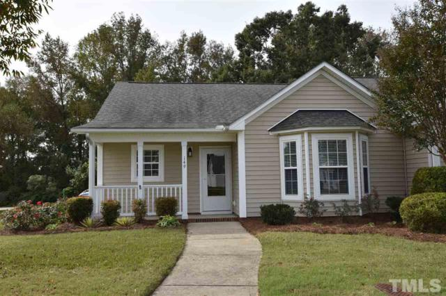 149 W Moss Creek Drive, Clayton, NC 27520 (#2218970) :: The Perry Group