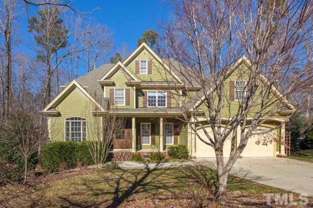 120 Holly Glade Circle, Holly Springs, NC 27540 (#2219069) :: Raleigh Cary Realty