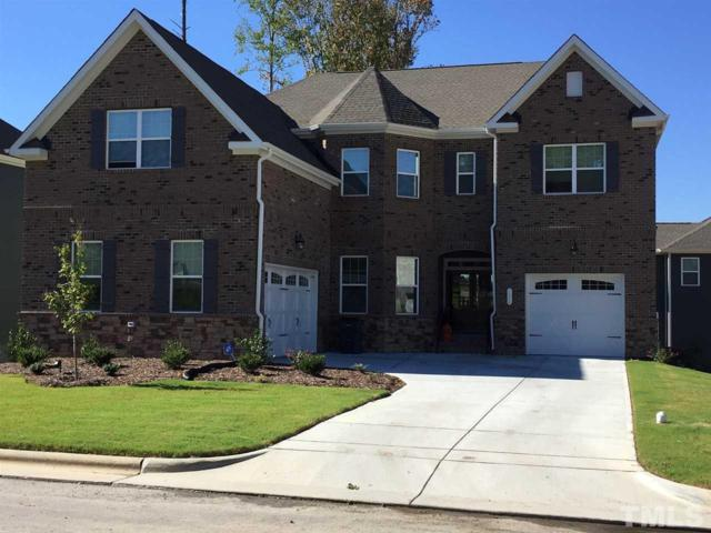 2345 Terrmini Drive 100, Model Sien, Apex, NC 27502 (#2219094) :: The Perry Group